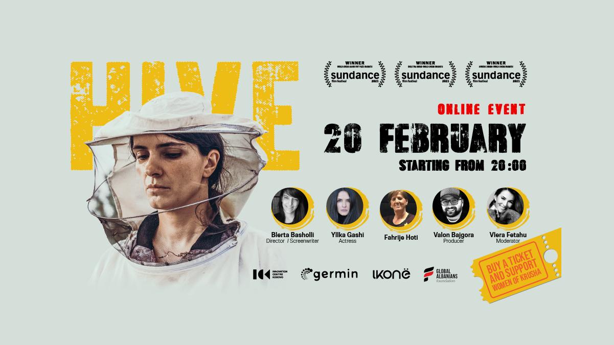"""Takim me ekipin e filmit """"Zgjoi"""" - mbështetje grave të Krushës!"""