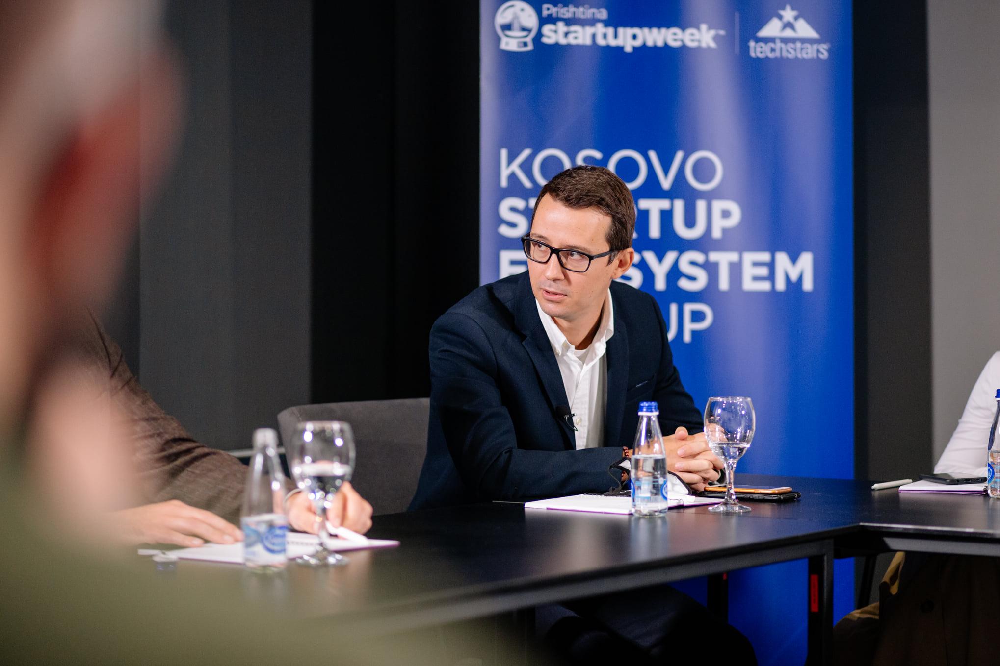 Techstar's Startup Week drumrolls with Kosovo's Startup Ecosystem Meetup