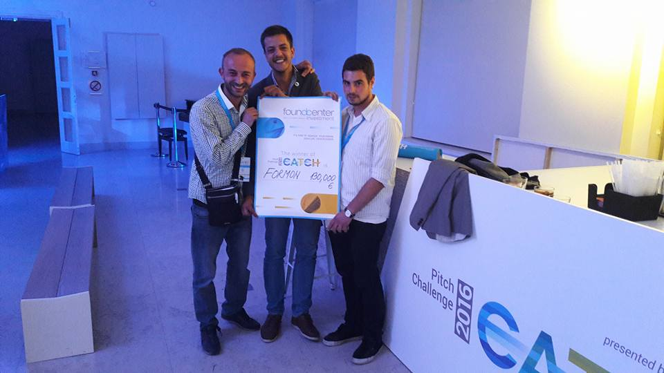 "Formon catches the ""Innovation Prize"" in Belgrade"
