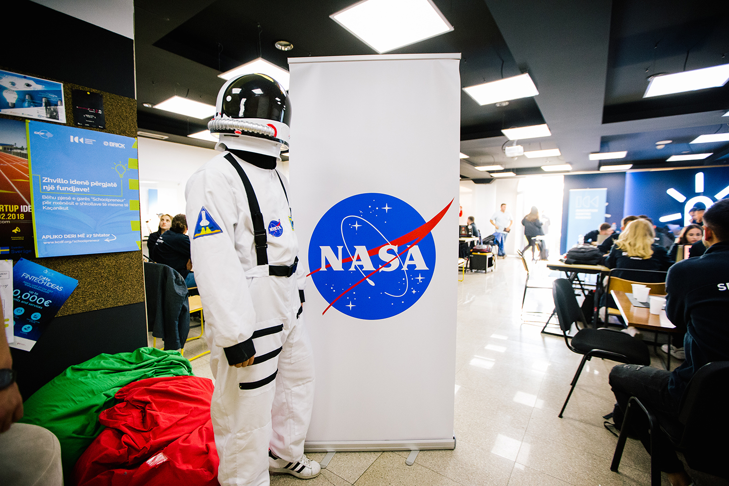 NASA SpaceApps Challenge: Commencing Count-down, Engines On