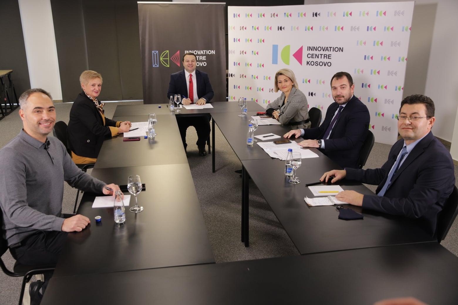 Ndërhyrjet e domosdoshme për zhvillimin e sektorit të TIK në Kosovë - sygjerime për Kuvendin dhe Qeverinë