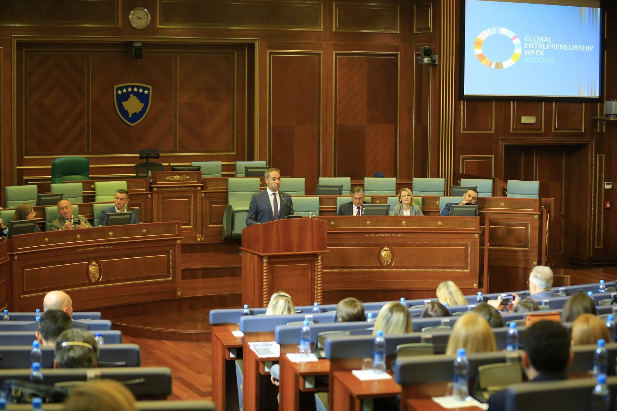 Fillon Java Globale e Ndërmarrësisë në Kosovë