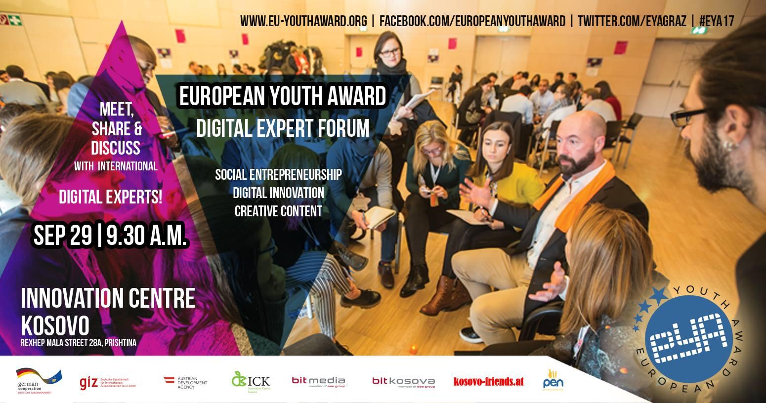 EYA Digital Expert Forum 2017