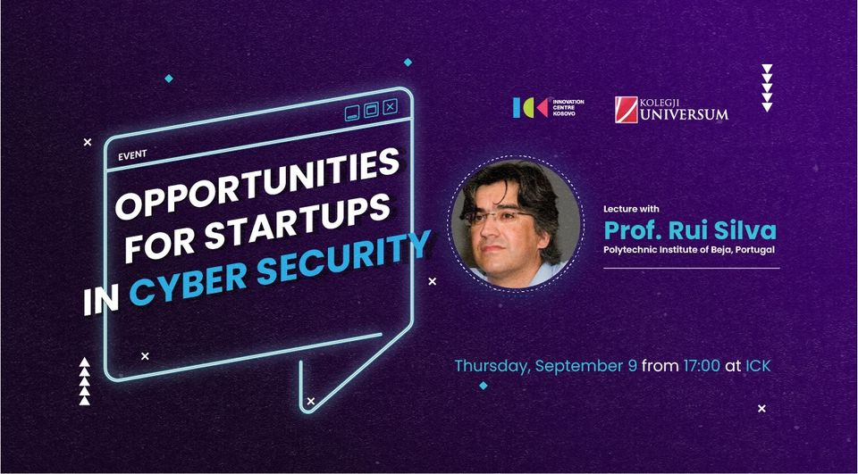 Opportunities for startups in Cyber Security