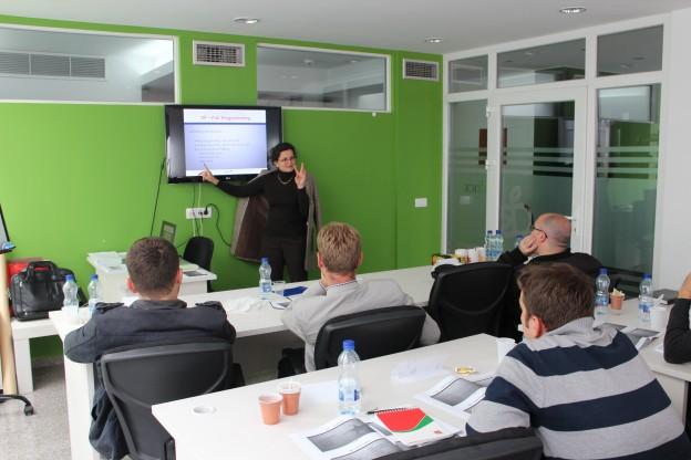 STIKK training on Scrum methodology