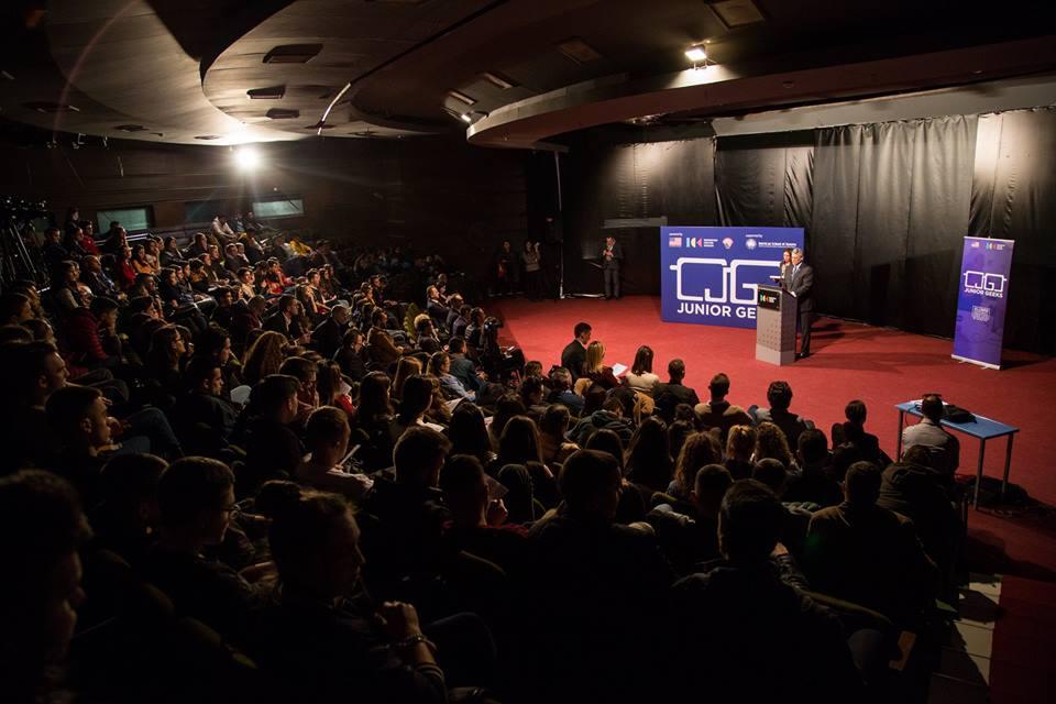 "Lansohet ""Junior Geeks"" nga ICK dhe Ambasada Amerikane"