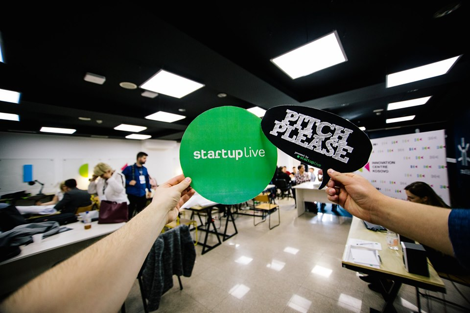 Startup Live | From the drawing board, to the real world