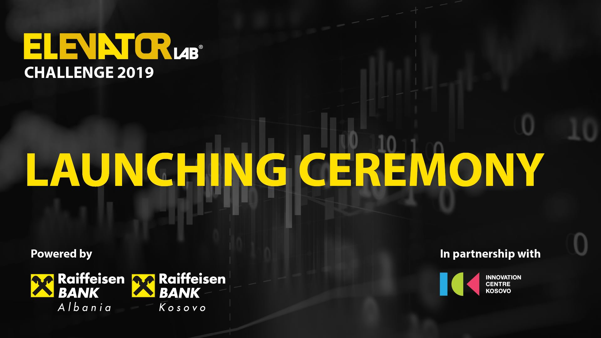 Elevator Lab Challenge 2019 | Launching ceremony