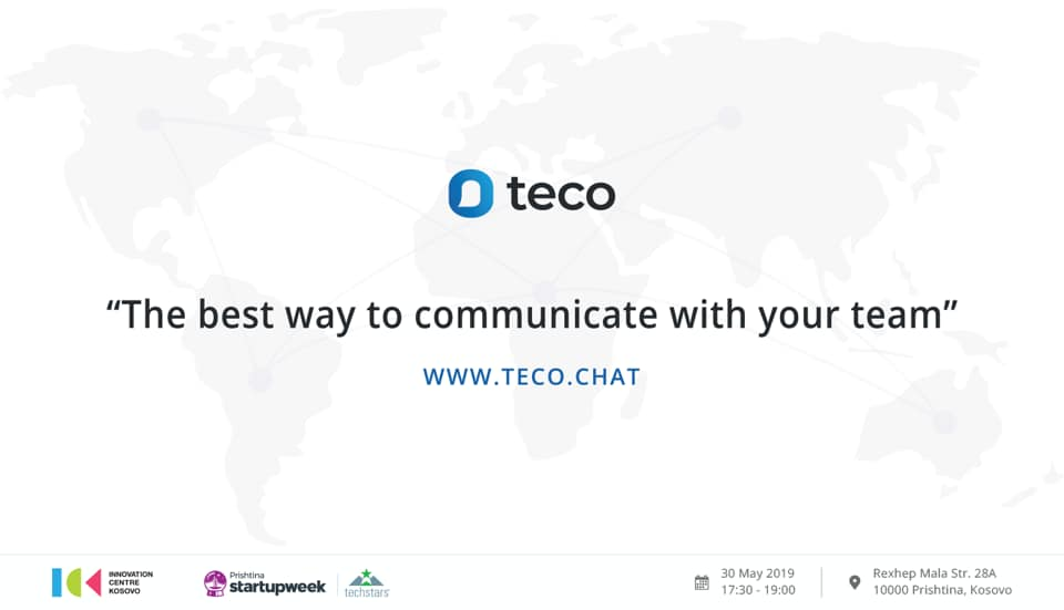 Më i riu në tregun digjital Shqiptar prezantohet sot: Mirëserdhët në botën e Teco Chat