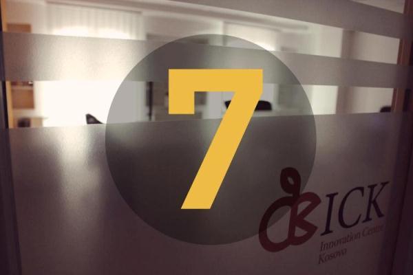 Seven new teams at ICK incubator