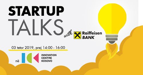 Startup Talks with Raiffeisen Bank