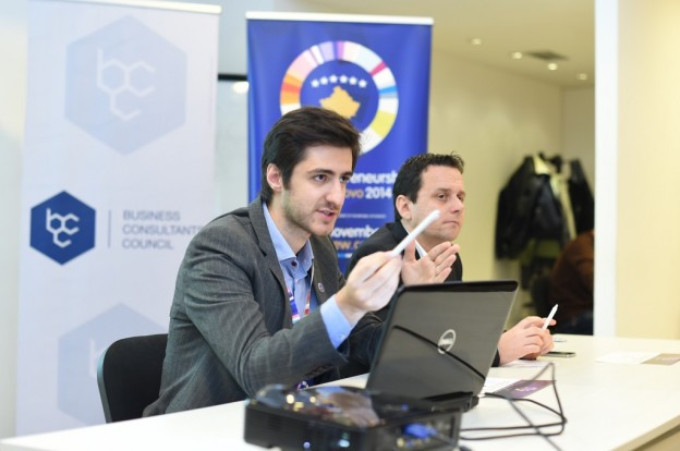 """Global Entrepreneurship Week (GEW) Kosovo – Day Two  """"What after the egg hatches?!"""""""