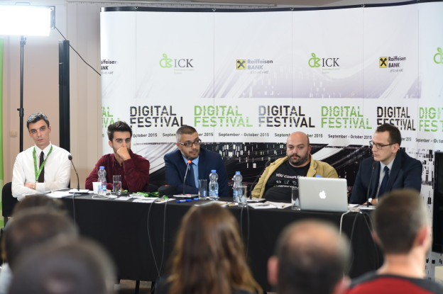 Internet Is The New Bank: Digital Festival Discusses Online Payments