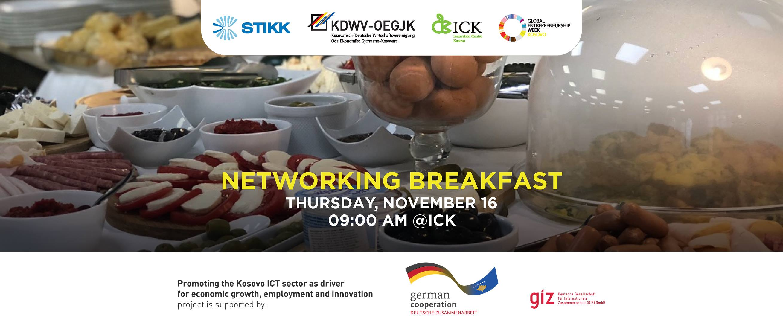 Networking Breakfast #2