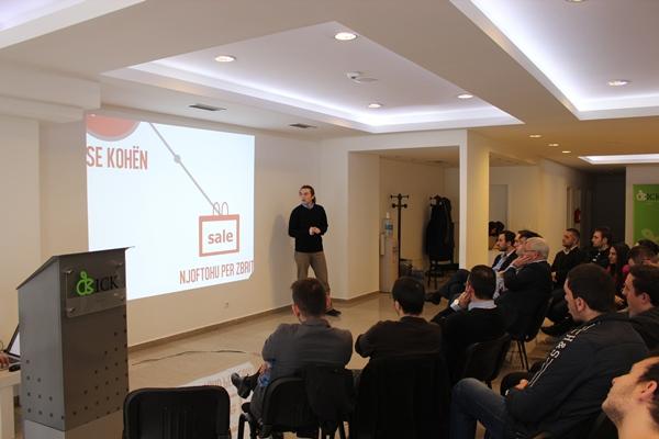 Business Tuesday #7 & Presentation of Butikon