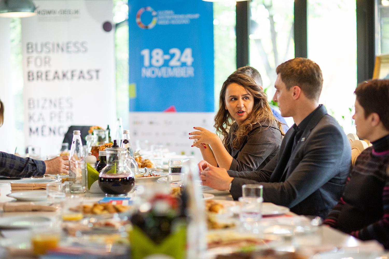 Global Entrepreneurship Day 5: Reaching the farthest reaches