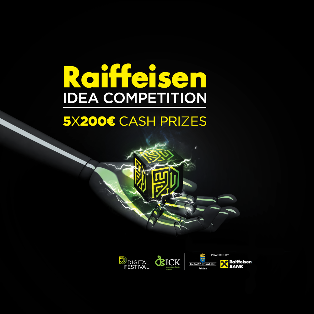 Raiffeisen Idea Competition