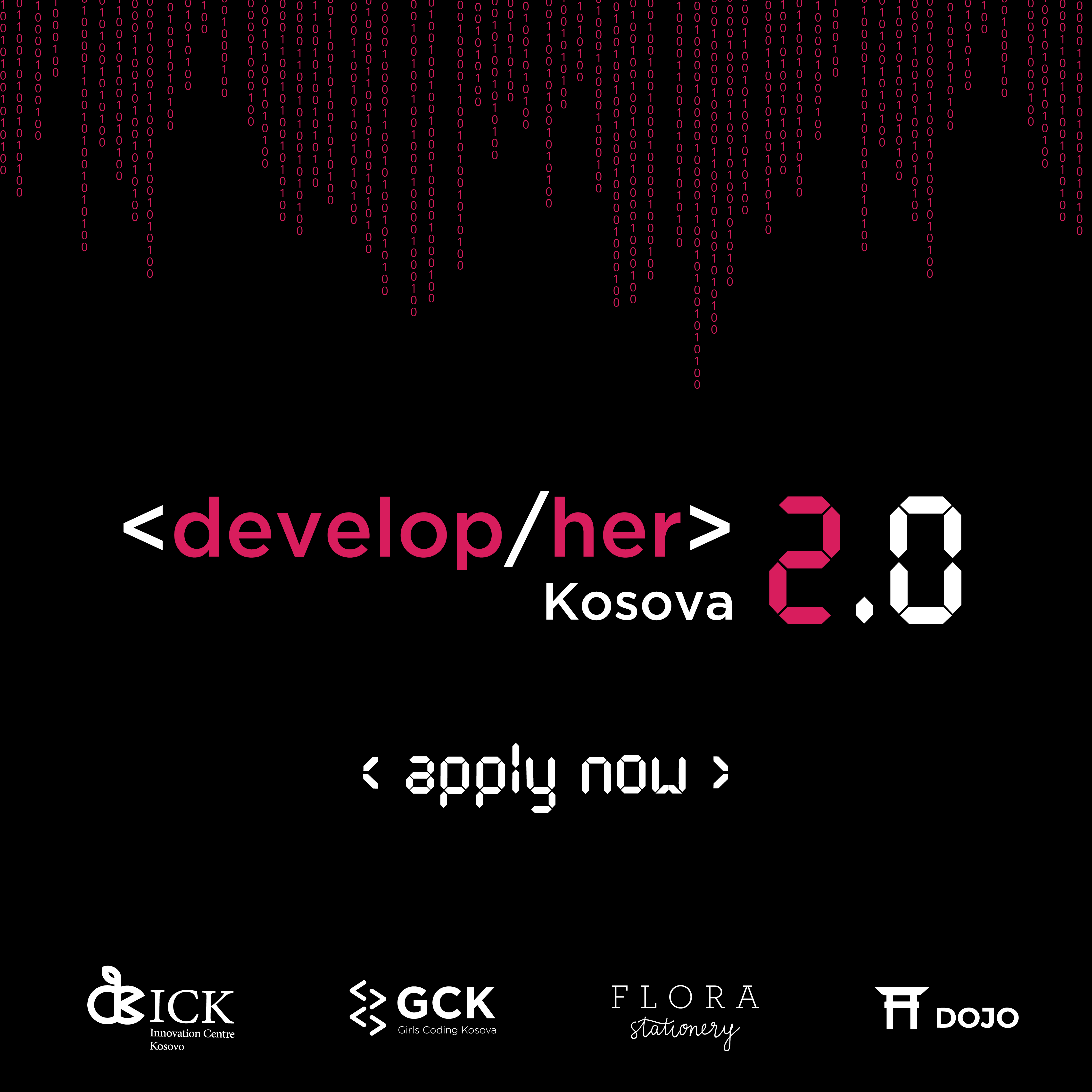 DevelopHer 2.0 Launching Event