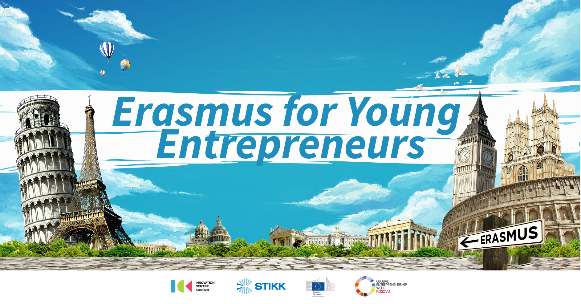 Erasmus for Entrepreneurs: Opportunities for Young Entrepreneurs (Online Event)