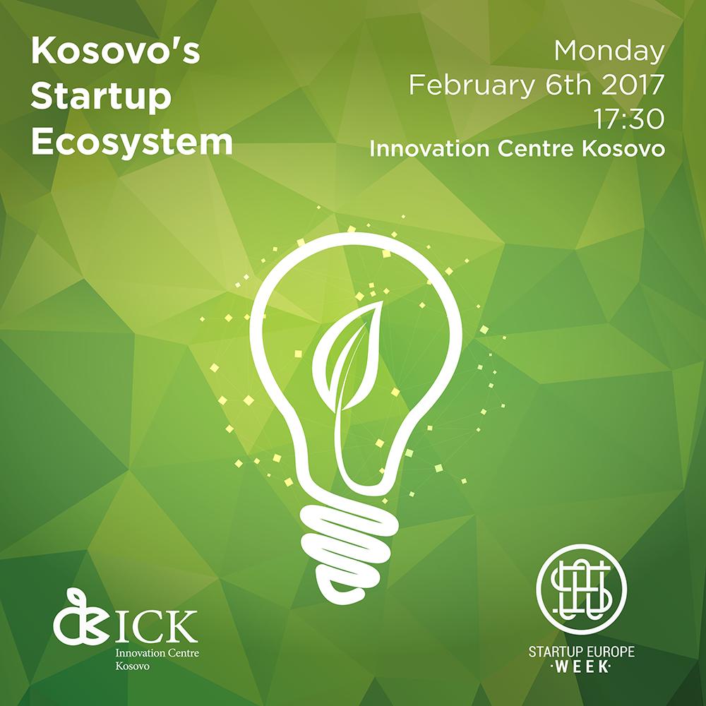 Kosovo's Startup Ecosystem | Startup Europe Week