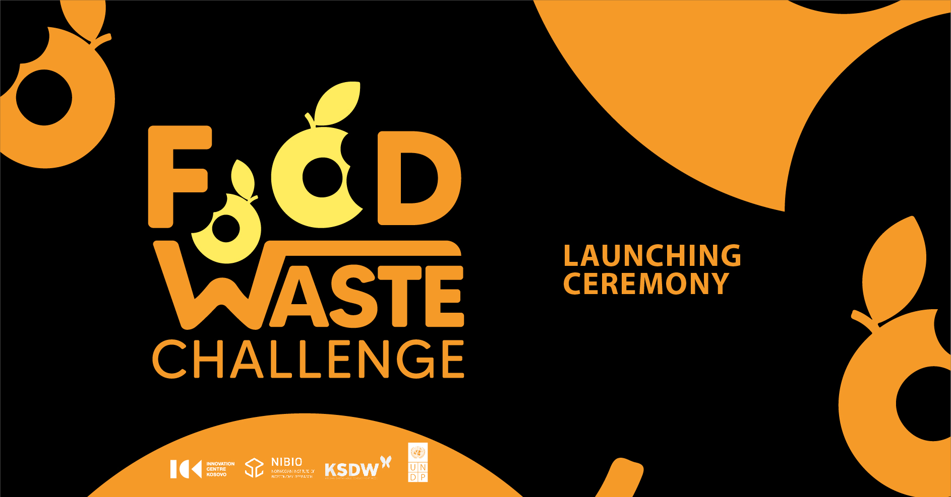 Food Waste Challenge 2021 - Launching Ceremony