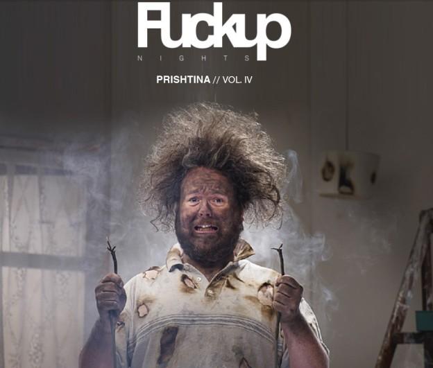 Next: FuckUp Nights Prishtina VOL. 4