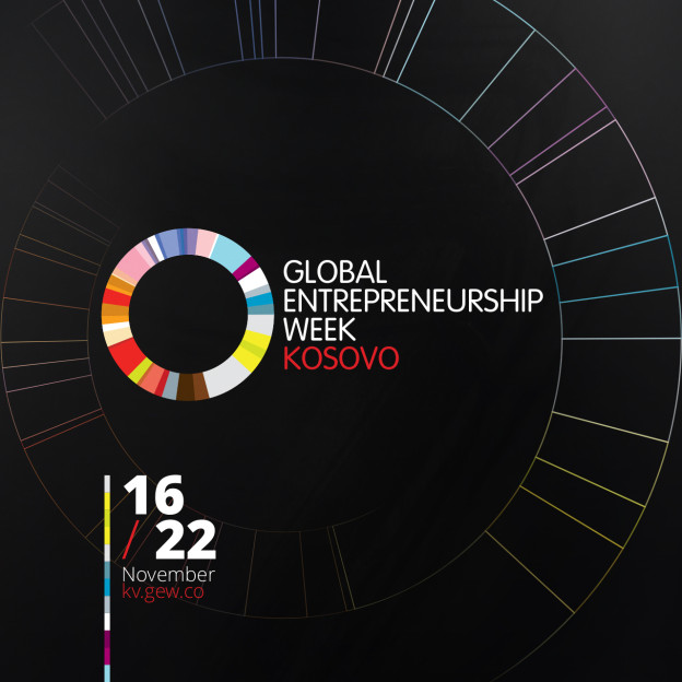 Global Entrepreneurship Week embraces Kosovo to celebrate entrepreneurship for one week, together with the whole world