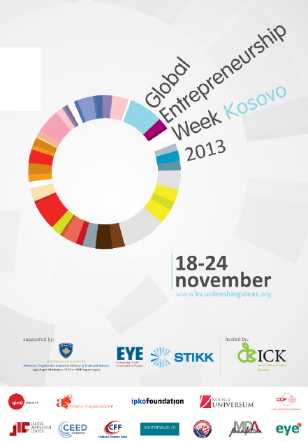 Starts the Global Entrepreneurship Week