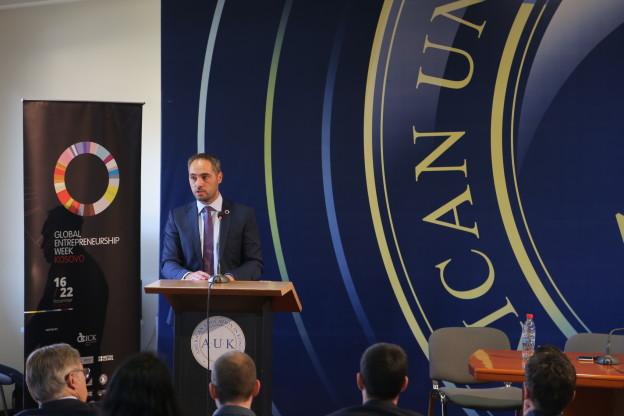 Global Entrepreneurship Week Kosovo kicks off