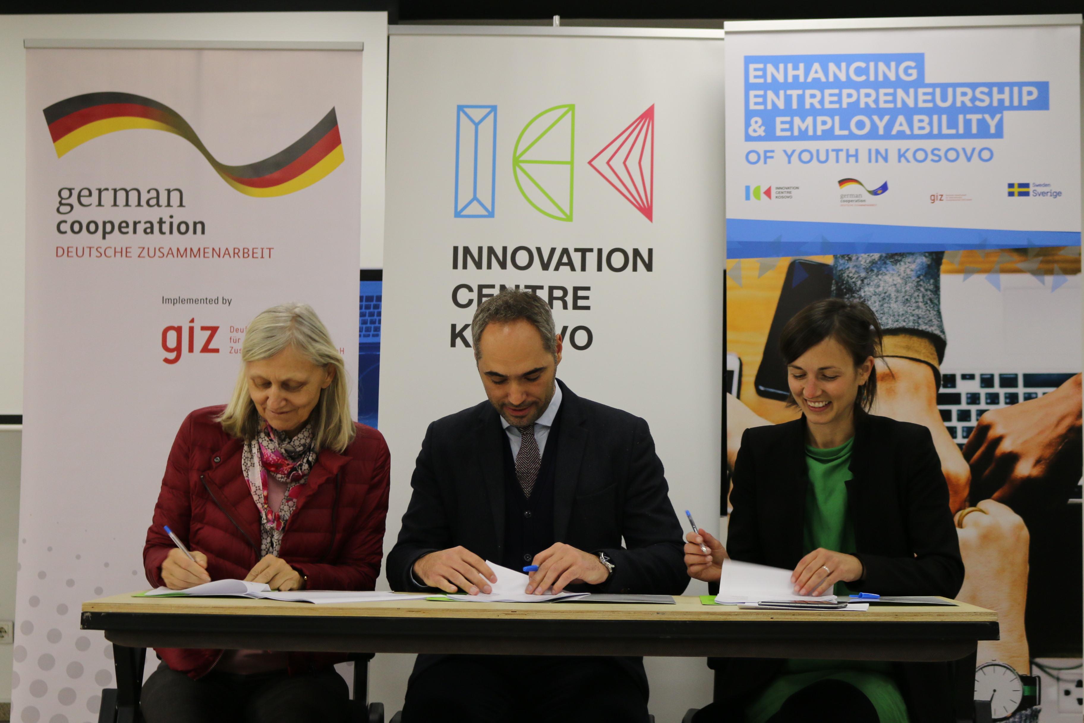 Lansohet Fondi për Inovacion nga GIZ dhe ICK