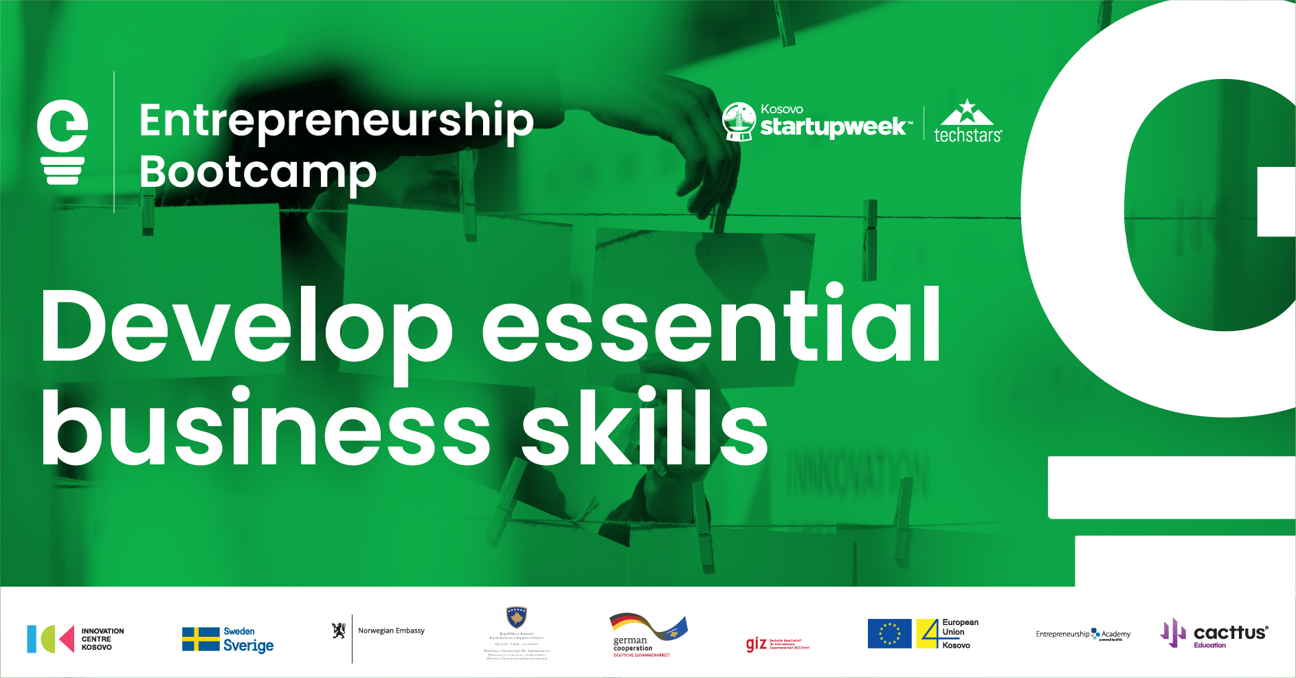 Entrepreneurship Bootcamp