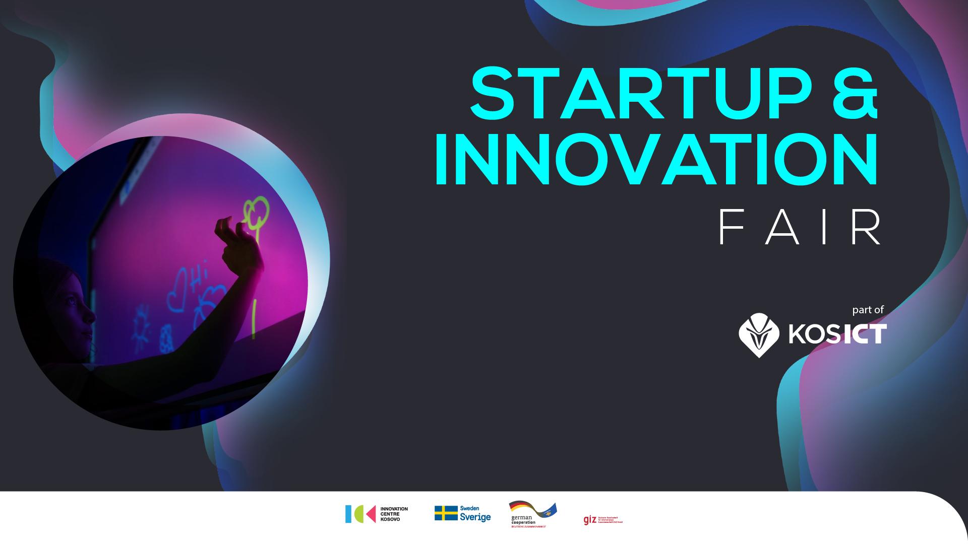 Startup & Innovation Fair 2019
