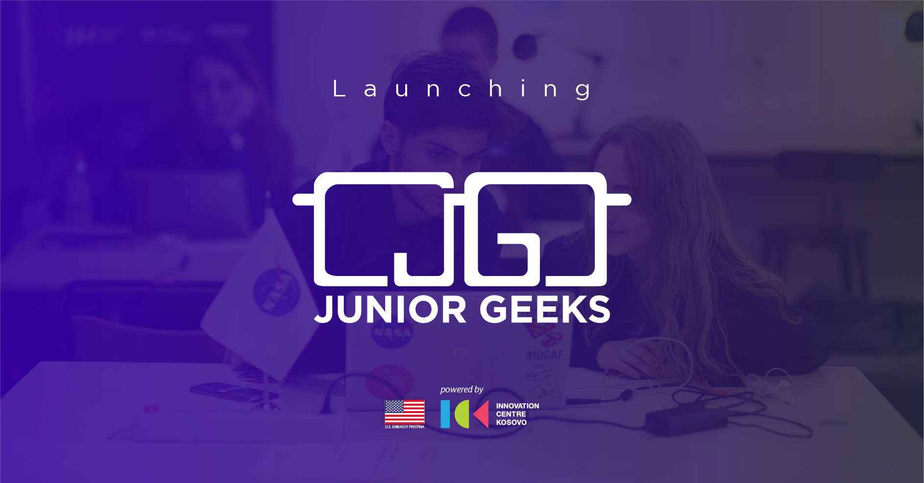 Launching Junior Geeks
