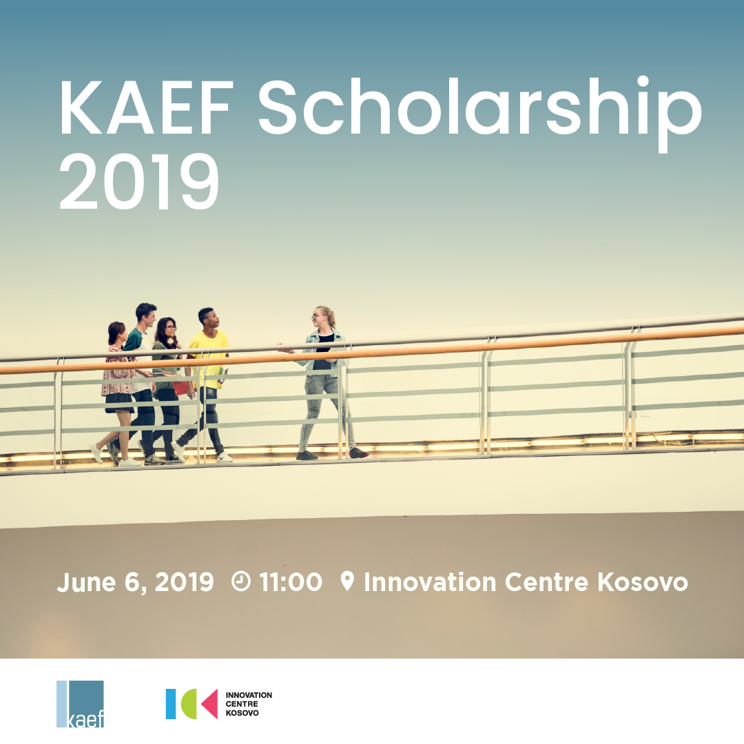 KAEF Graduate Scholarships (Info Session)
