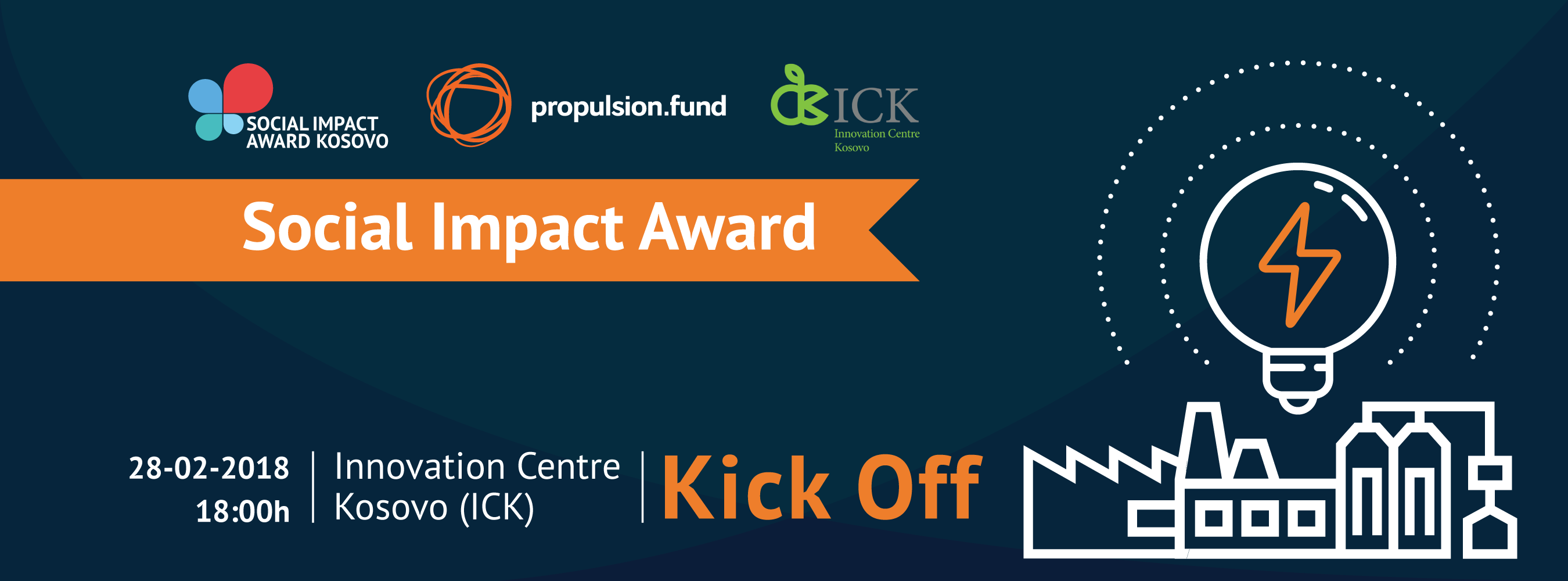 Kick Off Social Impact Award