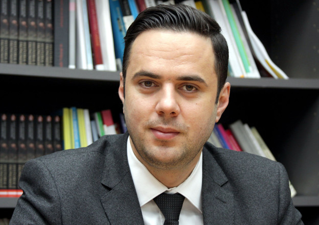 Startup Grind Prishtina hosts Lumir Abdixhiku