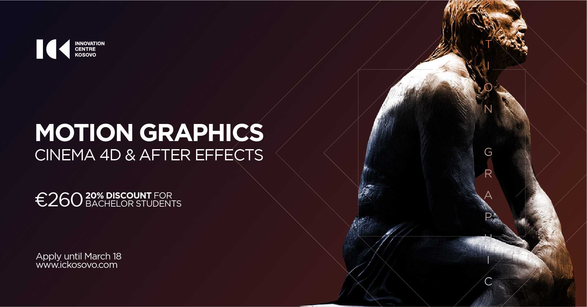 Motion Graphics with Cinema 4D and After Effects Training
