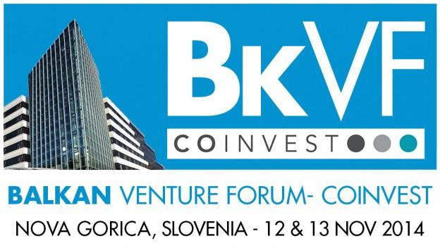 Balkan Venture Forum, 12‐13 November, Nova Gorica, Slovenia
