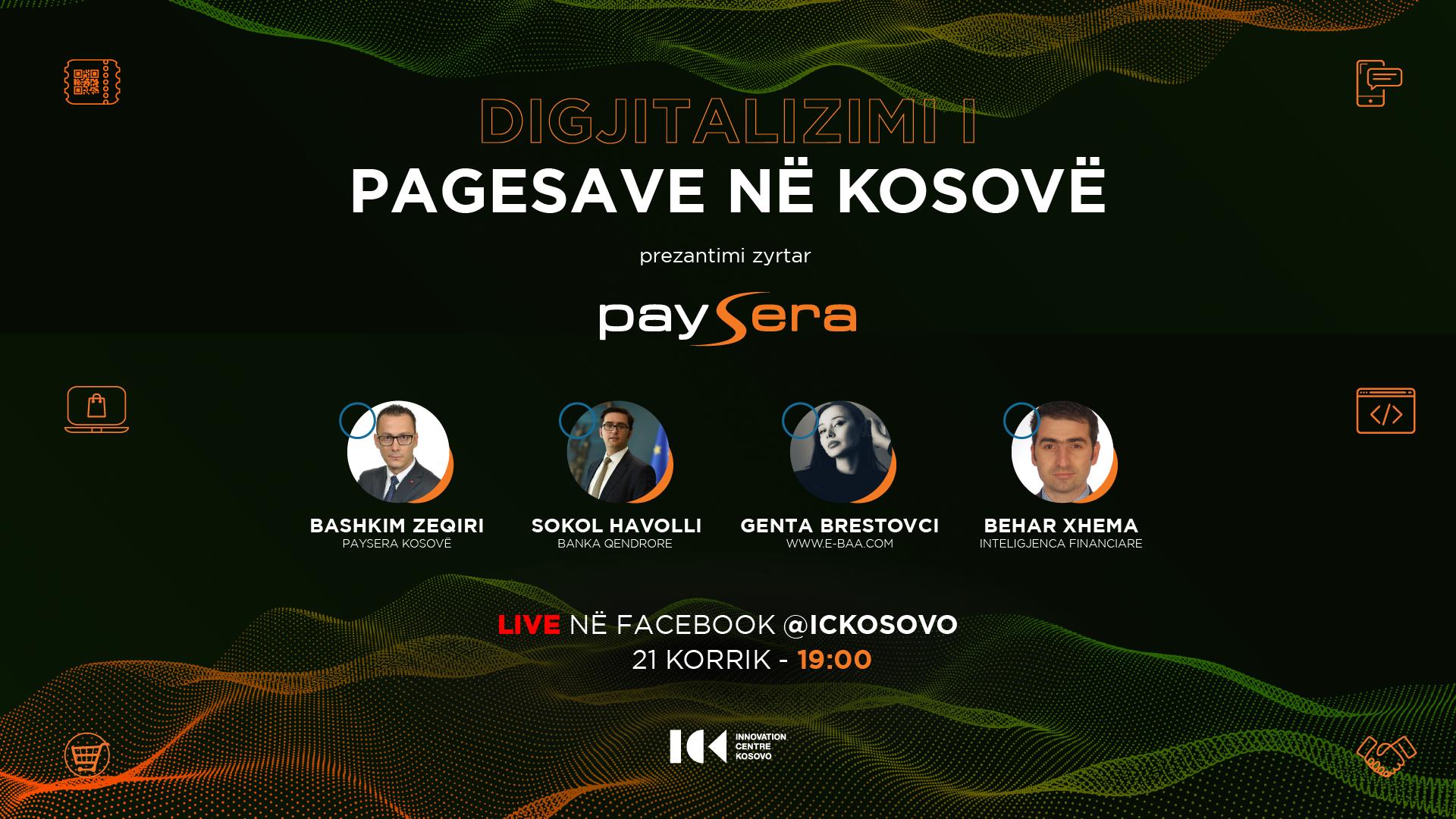 Digjitalizimi i Pagesave në Kosovë - Prezantimi Zyrtar i Paysera