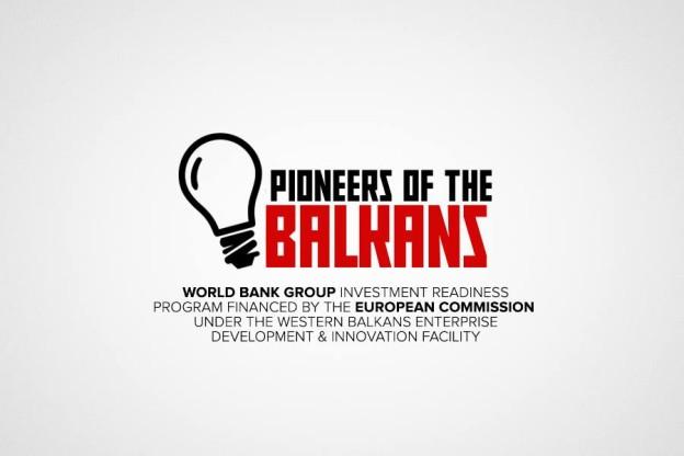 Pioneers of the Balkans in Prishtina