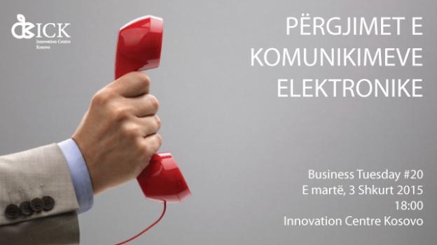 Business Tuesday 20 - Përgjimet e Komunikimeve Elektronike
