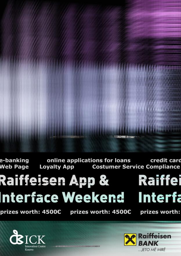 Raiffeisen App & Interface Weekend