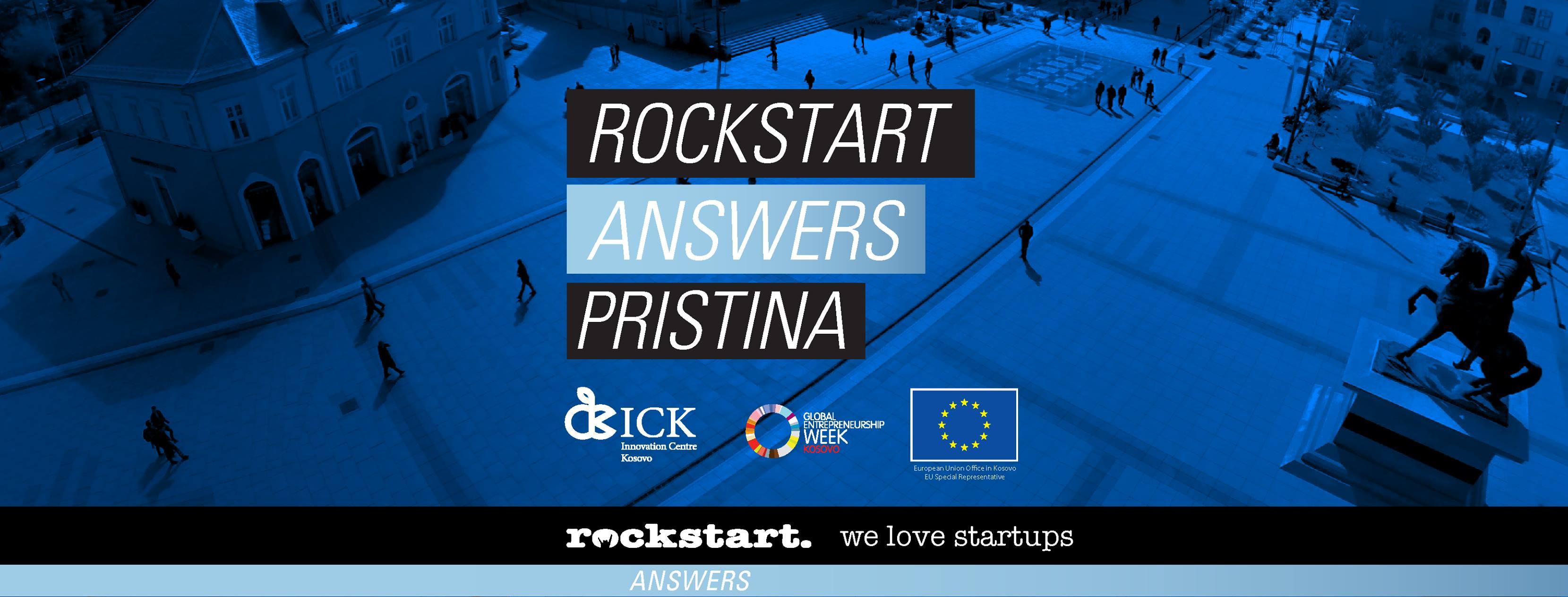 Rockstart Answers Prishtina #2