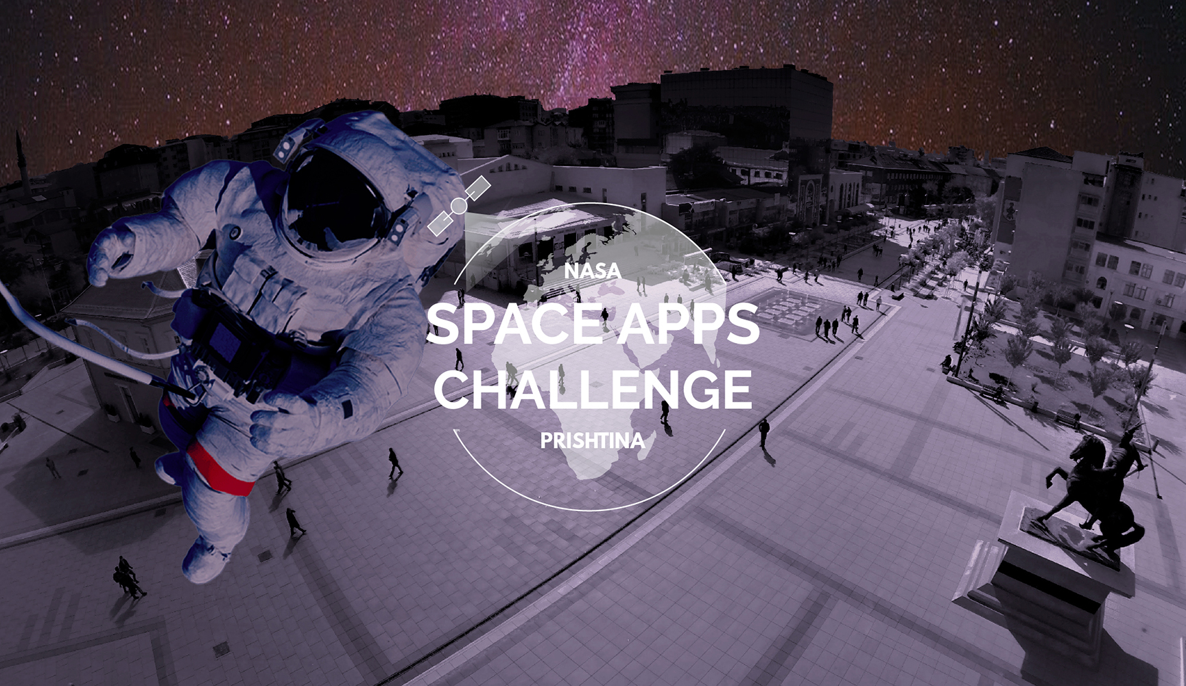 NASA Space Apps Prishtina 2018