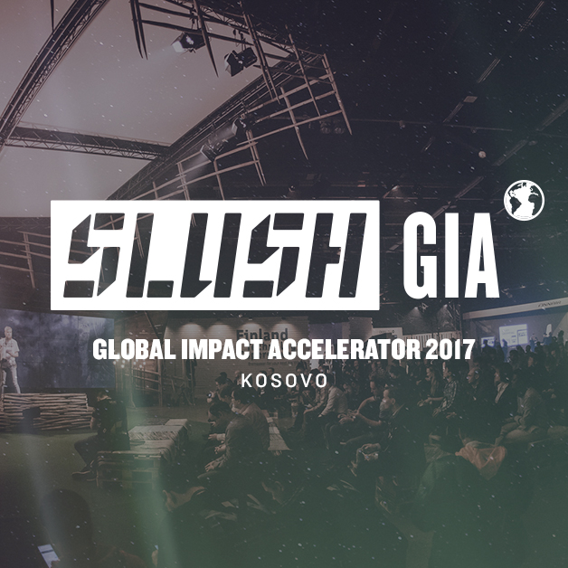 SLUSH GIA 2017 - Local Pitching Competition Kosovo