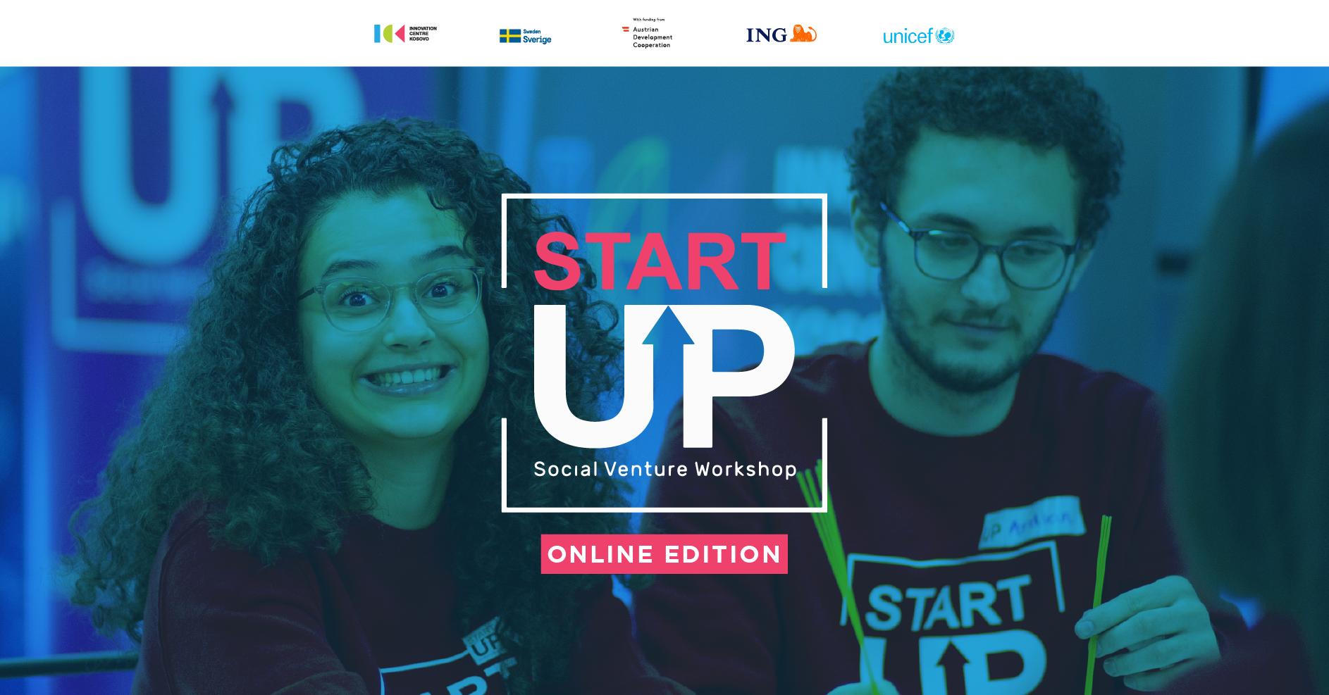 Startup Social Venture Workshop (Online Edition)