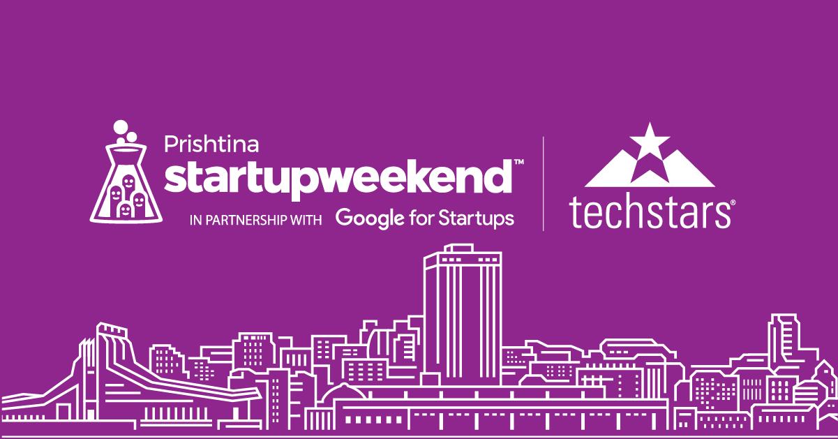 Techstars Startup Weekend Prishtina 2020