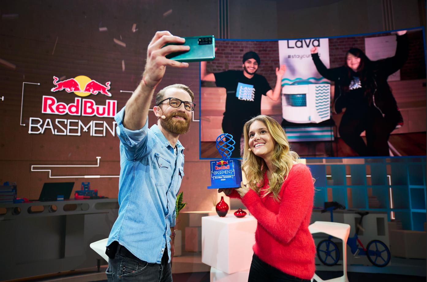 Red Bull Basement hap dyert për studentët dhe inovatorët nga Kosova