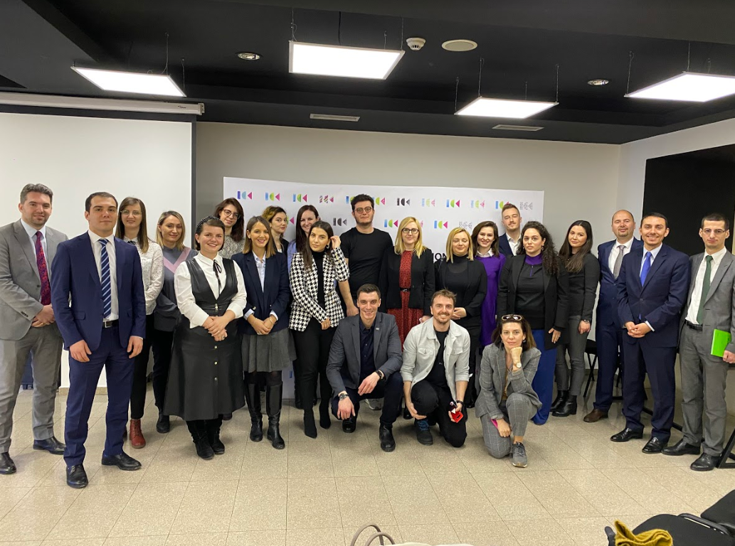South-Eastern Europe Junior Diplomats visit Kosovo's Innovative Environment