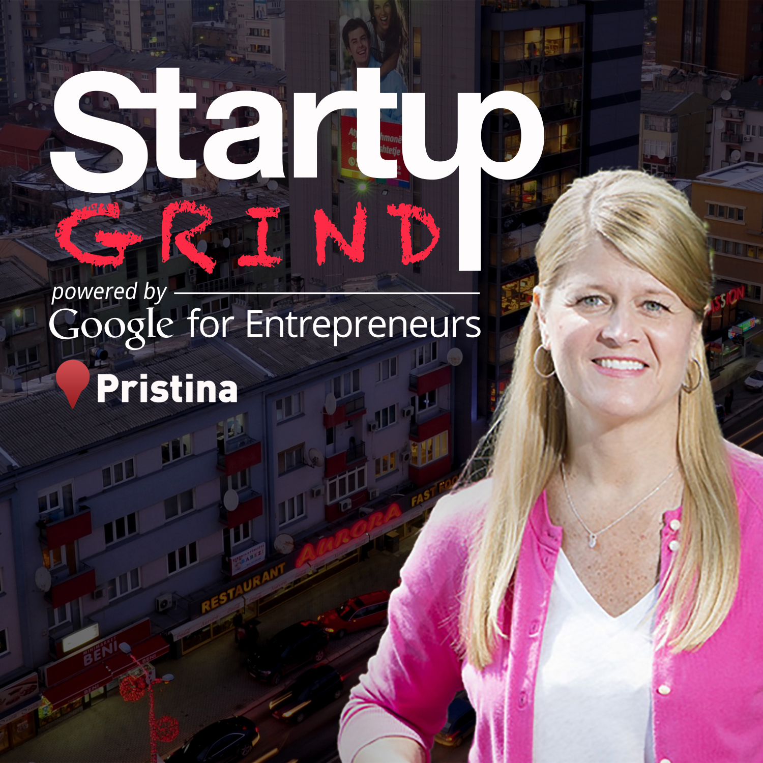 Startup Grind Prishtina Hosts Ms. Paige Viren (East Carolina University)